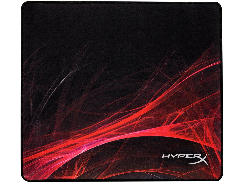 Foto 1 - Mouse Pad Gamer Quadrado HyperX - Fury S Speed Edition - L