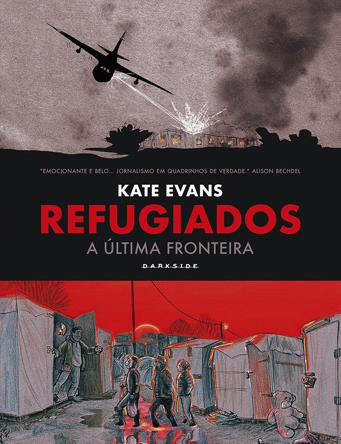 Refugiados: A Última Fronteira -  - 1