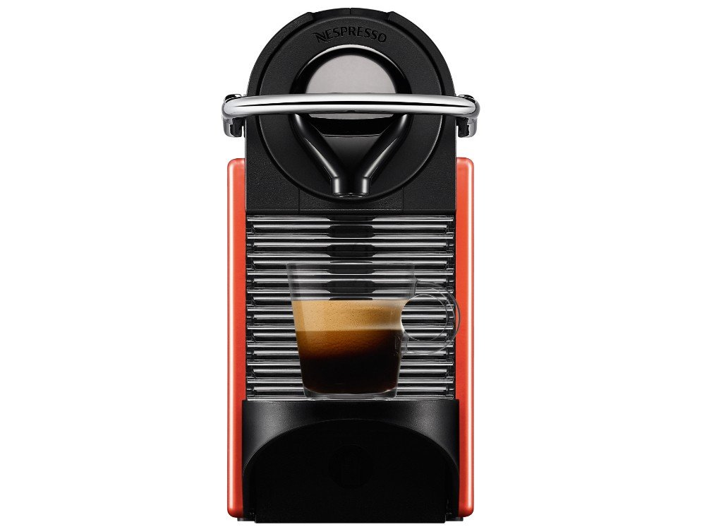 Cafeteira Expresso Pixie Nespresso de Cápsula - Vermelha 19 Bar - 110 V