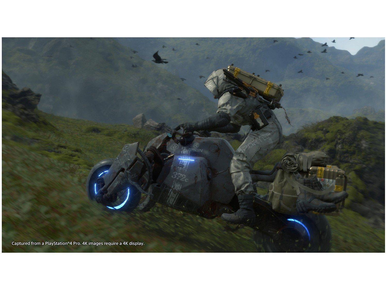 Death Stranding para PS4 - Kojima Productions - 4
