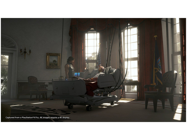 Death Stranding para PS4 - Kojima Productions - 8