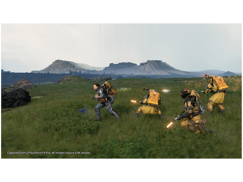 Death Stranding para PS4 - Kojima Productions - 16