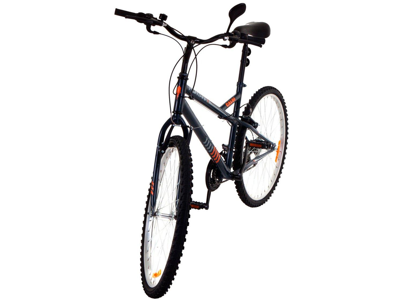 Bicicleta Aro 26 Mountain Bike Caloi Montana - Freio V-Brake 21 Marchas - 9