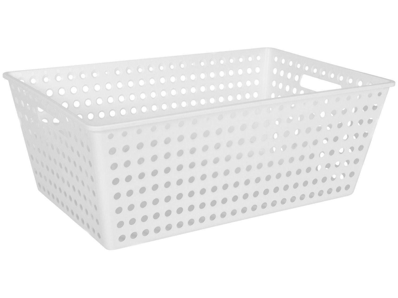 Cesto Organizador Retangular Coza One - 99274/4007 4 Peças - 2