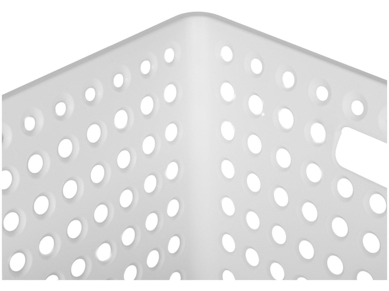 Cesto Organizador Retangular Coza One - 99274/4007 4 Peças - 4