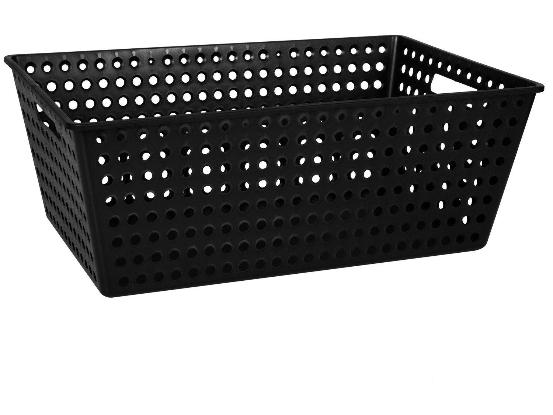 Cesto Organizador Retangular Coza One - 99274/4001 4 Peças - 2