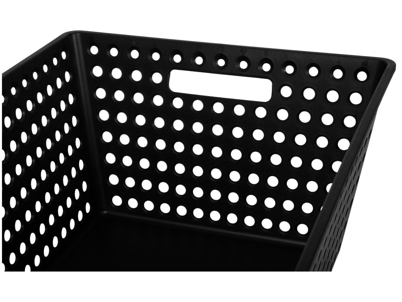 Cesto Organizador Retangular Coza One - 99274/4001 4 Peças - 4