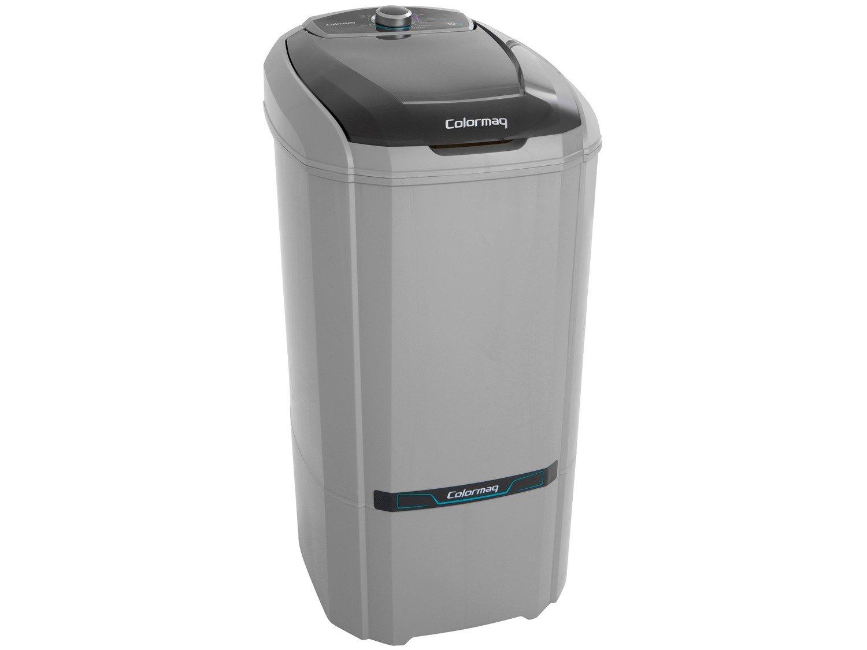 Lavadora de Roupas Colormaq LCS Semiautomática 10kg com Batedor Central Gigante – Branca - 110v
