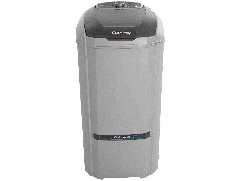 Lavadora de Roupas Colormaq LCS Semiautomática 10kg com Batedor Central Gigante – Branca - 110v - 6