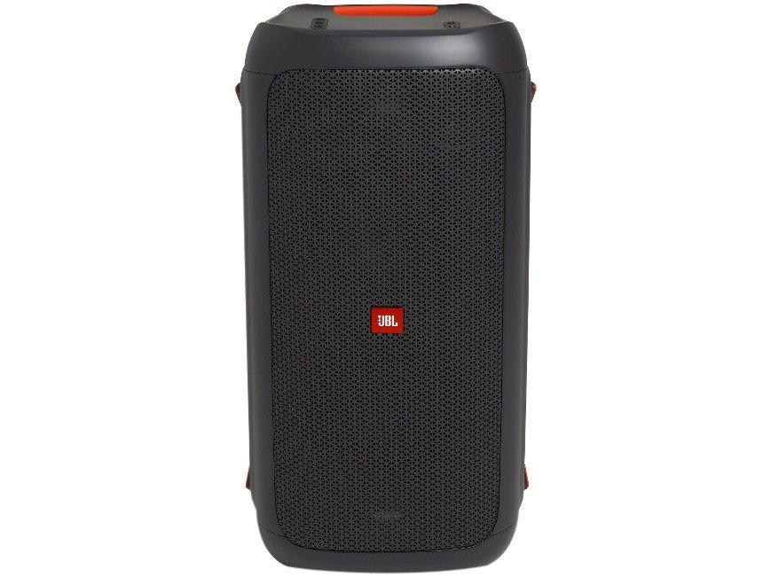 Caixa de Som JBL PartyBox 100 com Bluetooth Luzes LED - 160W RMS - 15