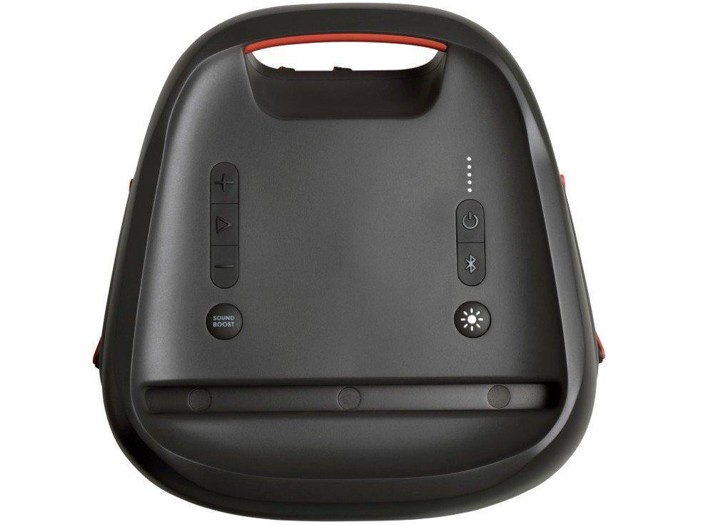 Caixa de Som JBL PartyBox 100 com Bluetooth Luzes LED - 160W RMS - 16