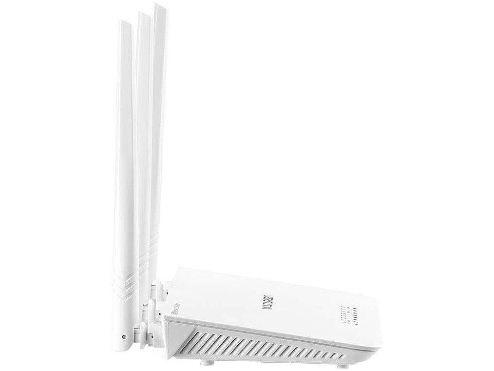 Roteador Multilaser RE163V 300Mbps Wireless N 3 Antenas 4 Portas - 8