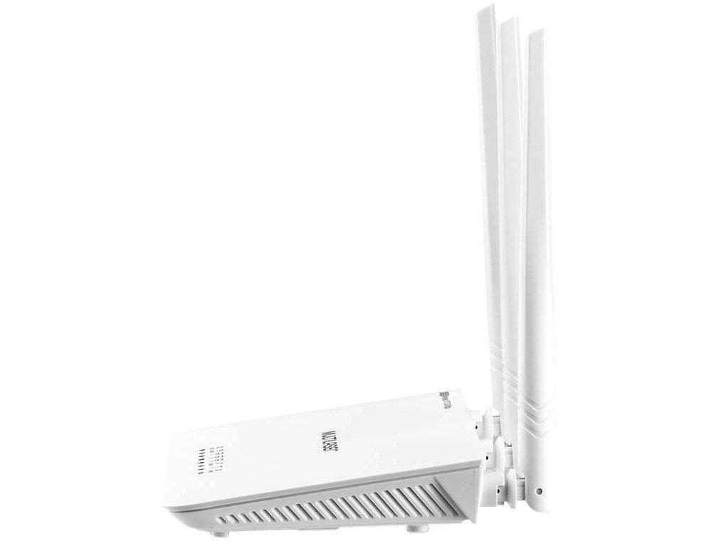 Roteador Multilaser RE163V 300Mbps Wireless N 3 Antenas 4 Portas - 9