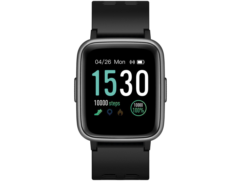 Smartband Easy Mobile - Style Fitness HR Preto - 1