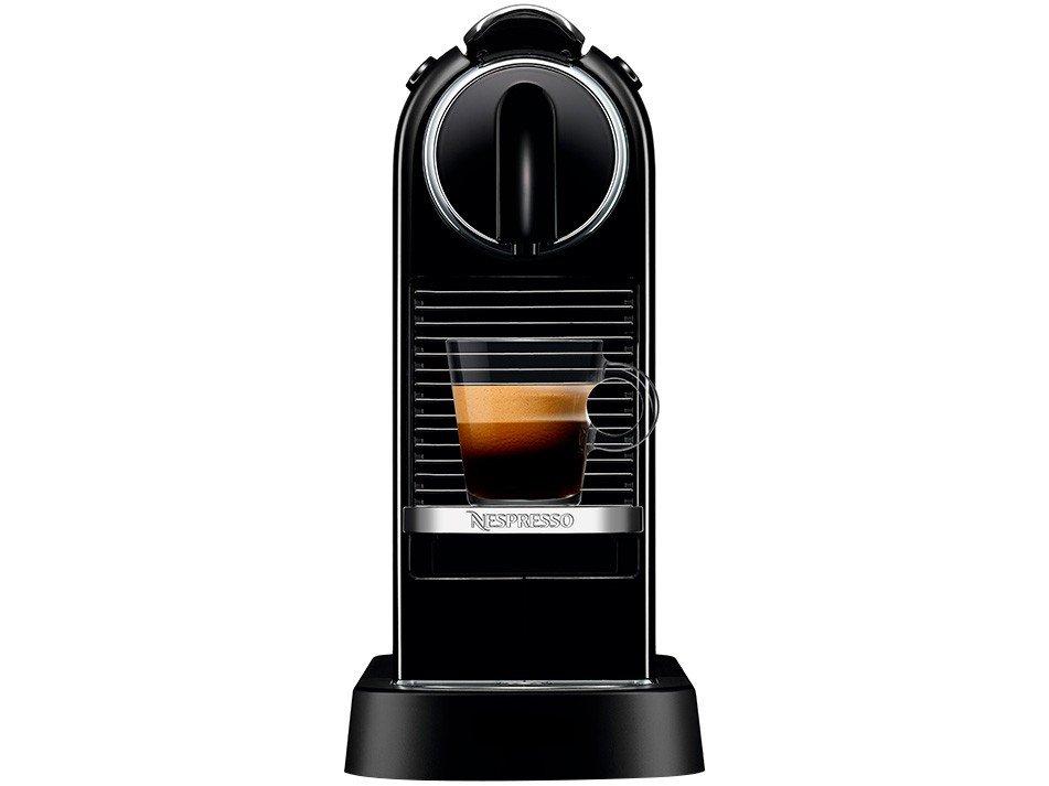 Máquina de Café Nespresso Citiz D113 com Kit Boas Vindas – Preta - 110V