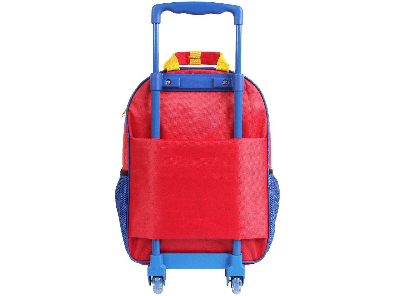 Mochila Infantil Escolar Tam. G - Dermiwil Pica Pau Vermelha - 2
