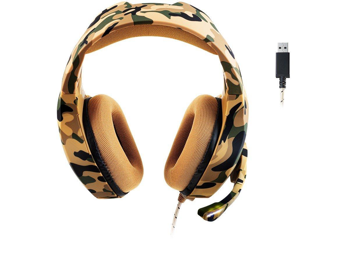 Headset Gamer Warrior - Straton USB - 2