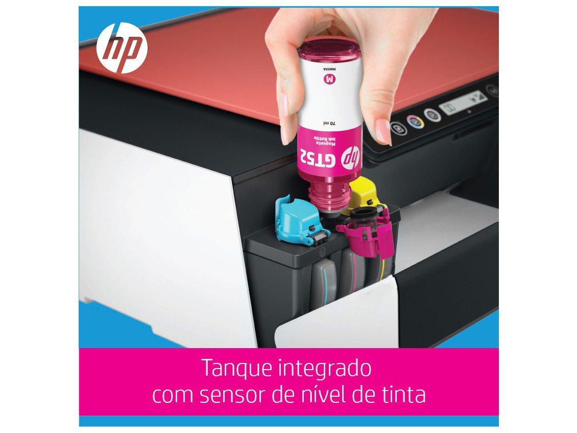 Foto 5 - Impressora Multifuncional HP Smart Tank 514 - Tanque de Tinta Colorido Wi-Fi