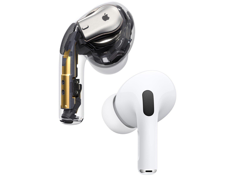 Os airpods pro são indispensáveis para quem quer um bom som pra acompanhar o iphone