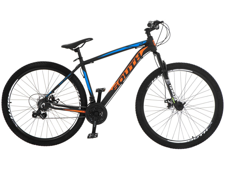 """Mountainbike Liga 26/"""" Bicicleta Mtb 21 Shimano Freio A Disco Sparkle Haste Zoom"""