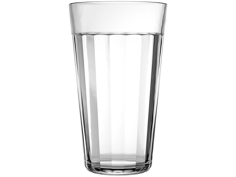 Jogo de Copos de Vidro para Cerveja 450ml - 6 Peças Americano Long Drink - 2