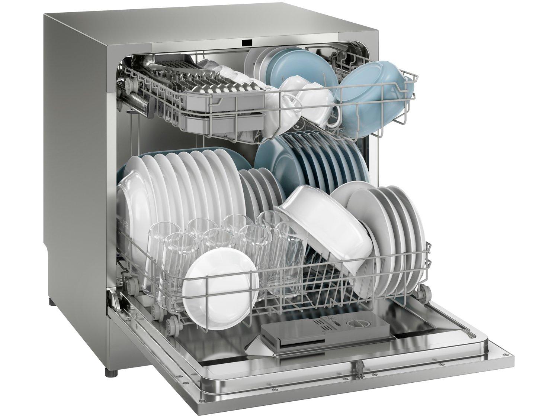 Lava-Louças Electrolux LL08S 8 Serviços – Platinum - 220v - 5