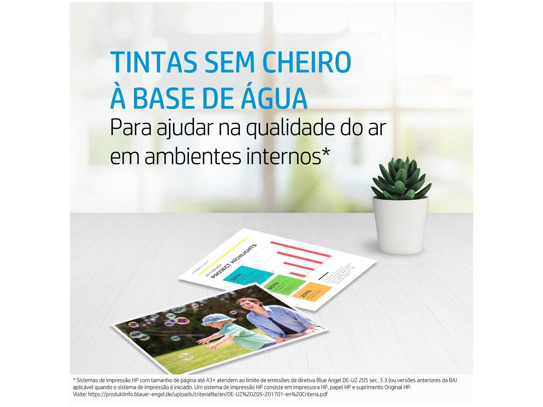 Garrafa de Tinta HP GT53 Preto - Original - 2