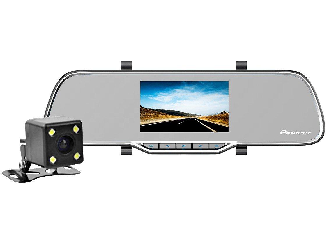 Câmera Veicular Pioneer - Dashcam VREC-200CH