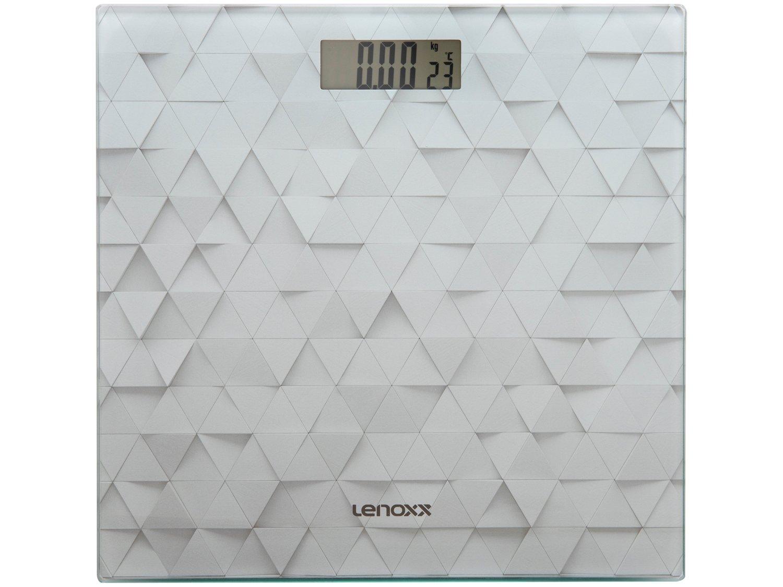 Balança Digital até 150kg Lenoxx - Shape PBL 793 - Bivolt