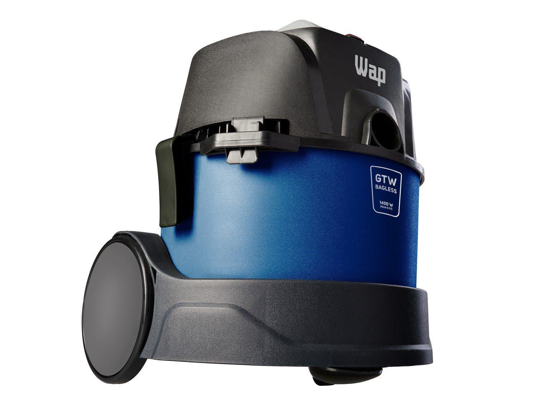 Aspirador de Pó e Água Wap 1400W - GTW Bagless Azul e Preto - 110 V - 4
