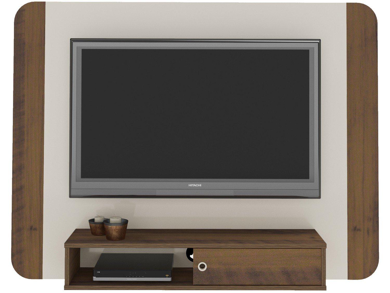 "Painel para TV até 50"" 1 Prateleira Artely - Wave - 2"