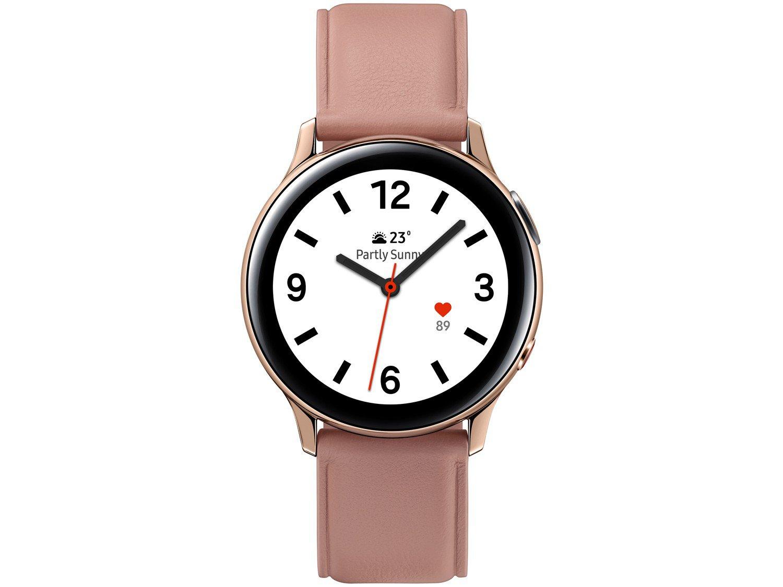 Smartwatch Samsung Galaxy Watch Active2 LTE - Rose 4GB - Bivolt - 2