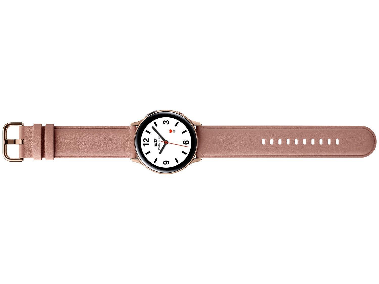 Smartwatch Samsung Galaxy Watch Active2 LTE - Rose 4GB - Bivolt - 4