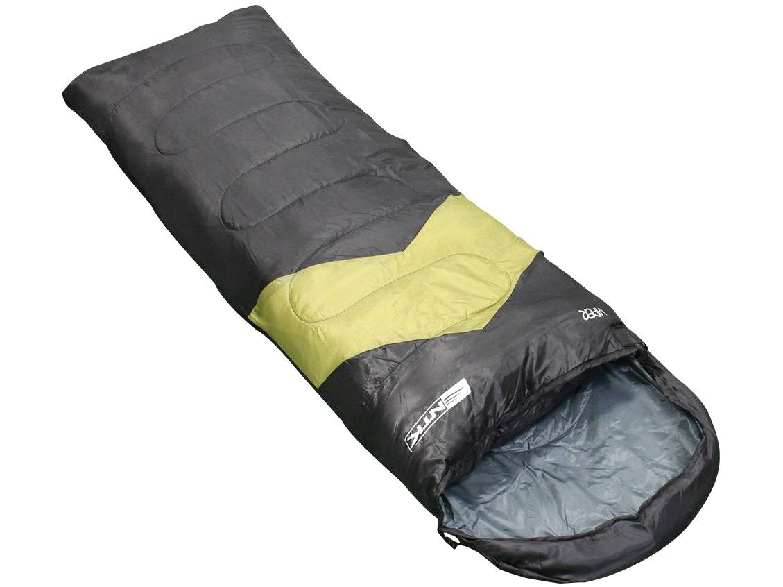 Saco de Dormir Nautika Viper 23010 - Verde/Preto - 2