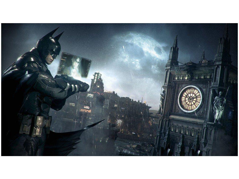 Batman Arkham Knight para PS4 Rocksteady Studios - Playstation Hits - 1