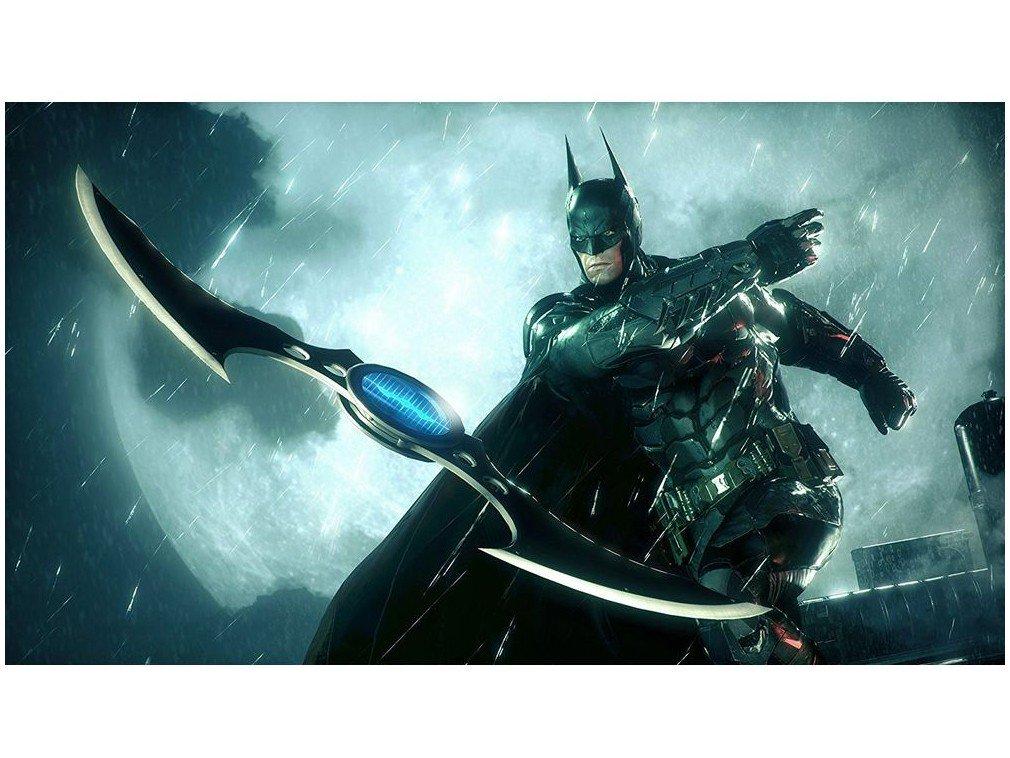 Batman Arkham Knight para PS4 Rocksteady Studios - Playstation Hits - 2