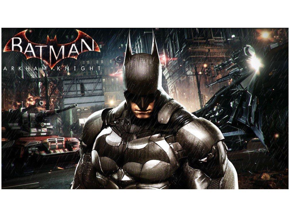 Batman Arkham Knight para PS4 Rocksteady Studios - Playstation Hits - 3