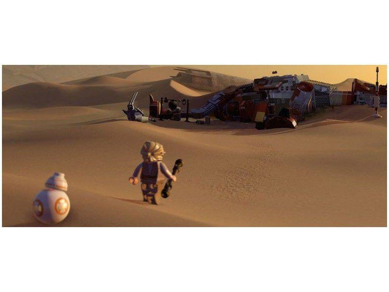 Lego Star Wars: O Despertar da Força para PS4 - TT Games Playstation Hits - 2