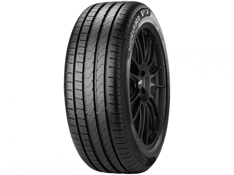 "Pneu Aro 16"" Pirelli 205/55R16 91V Cinturato P7 -"