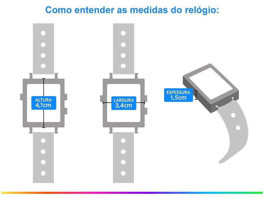 Relógio Masculino Digital Casio F-201WAM-9AVDF-SC - Preto - 2