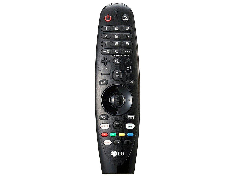 "Smart TV 4K LED IPS 55"" LG 55UN7310PSC Wi-Fi - Bluetooth HDR Inteligência Artificial 3 HDMI 2 USB - Bivolt - 4"