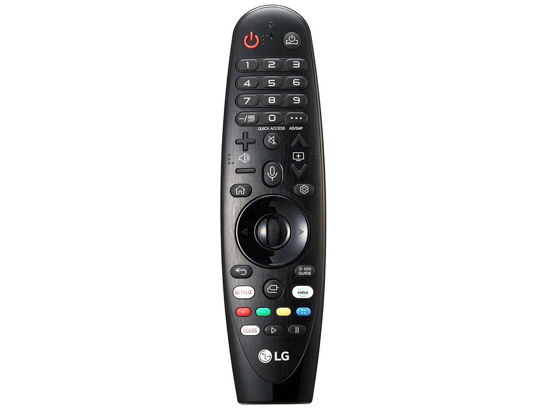 "Smart TV 4K NanoCell IPS 55"" LG 55NANO81SNA Wi-Fi - Bluetooth HDR Inteligência Artificial 4 HDMI 2 USB - Bivolt - 4"