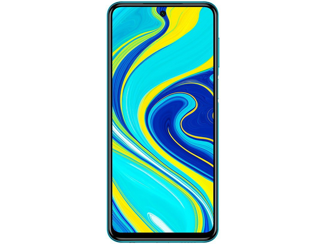 "Smartphone Xiaomi Redmi Note 9S 64GB Azul 4G+ - 4GB RAM Tela 6,67"" Câm. Quádrupla + Selfie 16MP - Bivolt - 3"