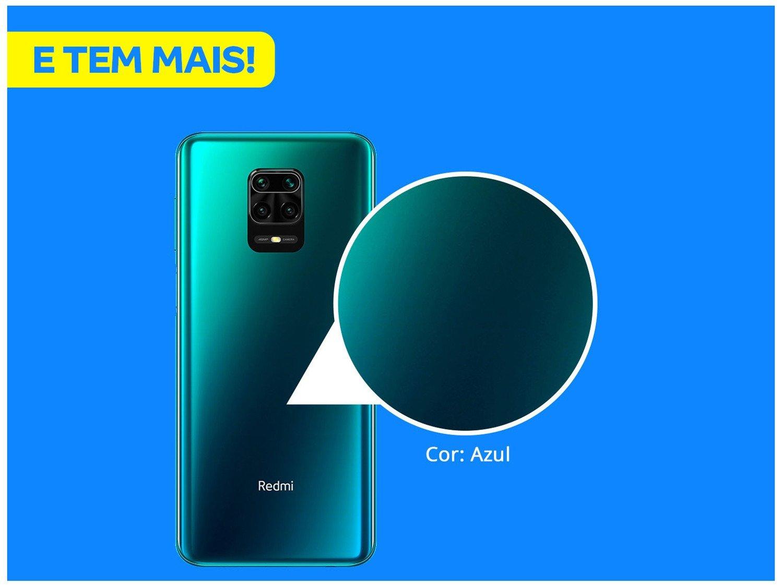 """Smartphone Xiaomi Redmi Note 9S Azul 128GB, Tela de 6,67"""", 6GB de RAM, Câmera Traseira Quádrupla, Android 10 e Processador Qualcomm Octa-Core - 5"""