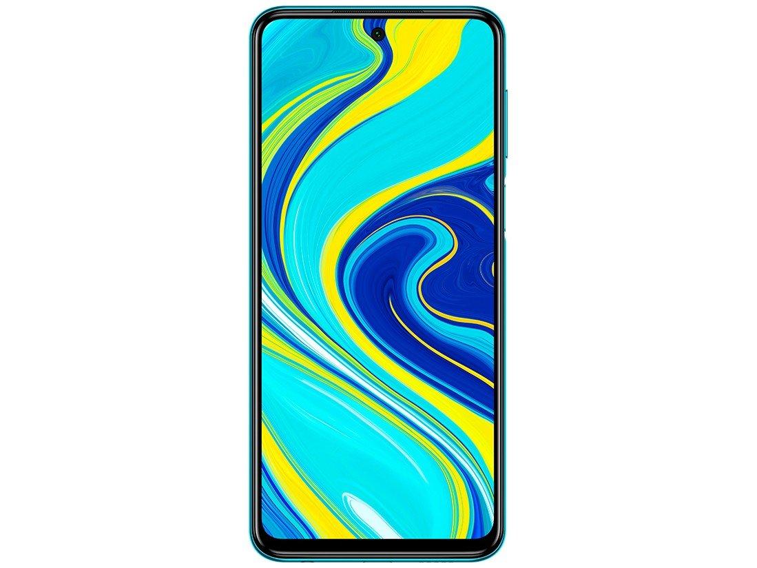 """Smartphone Xiaomi Redmi Note 9S Azul 128GB, Tela de 6,67"""", 6GB de RAM, Câmera Traseira Quádrupla, Android 10 e Processador Qualcomm Octa-Core - 7"""