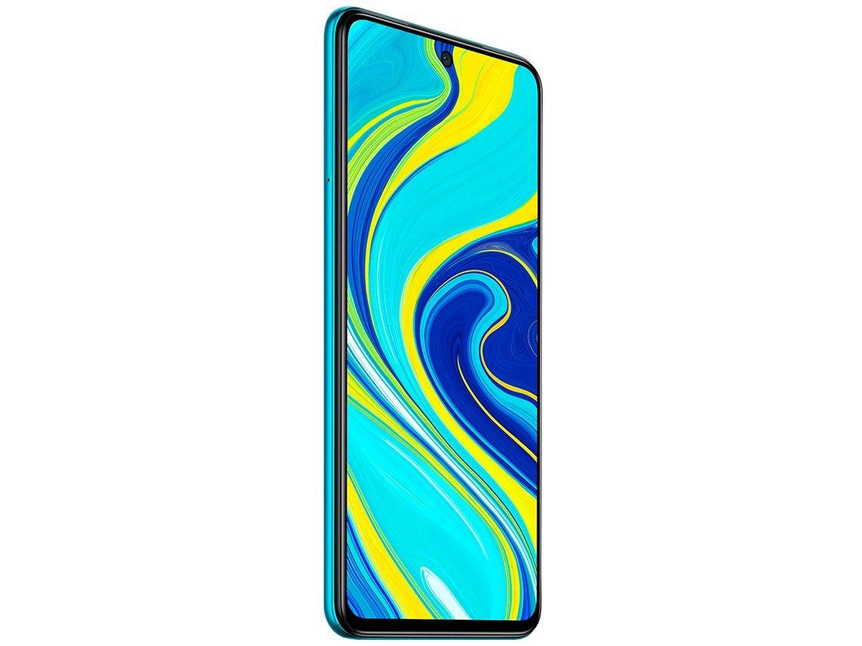 """Smartphone Xiaomi Redmi Note 9S Azul 128GB, Tela de 6,67"""", 6GB de RAM, Câmera Traseira Quádrupla, Android 10 e Processador Qualcomm Octa-Core - 8"""