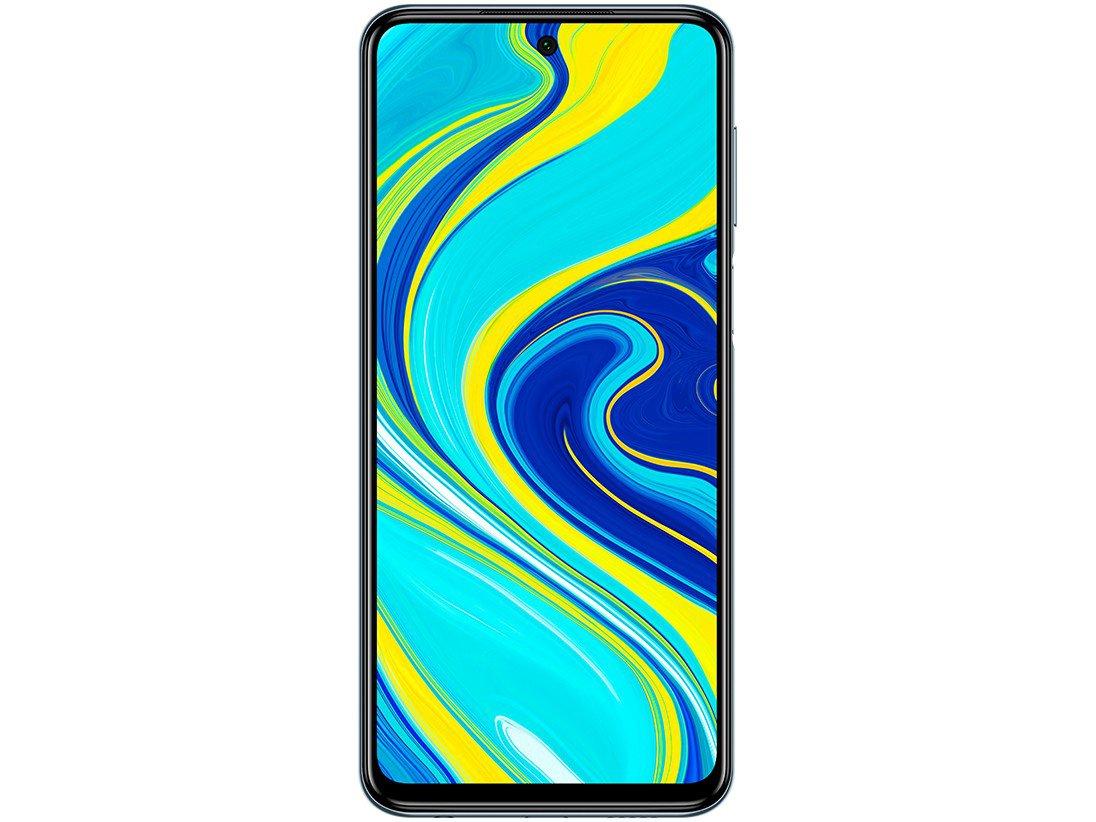 """Smartphone Xiaomi Redmi Note 9S Cinza 128GB, Tela de 6,67"""", 6GB de RAM, Câmera Traseira Quádrupla, Android 10 e Processador Qualcomm Octa-Core - 8"""