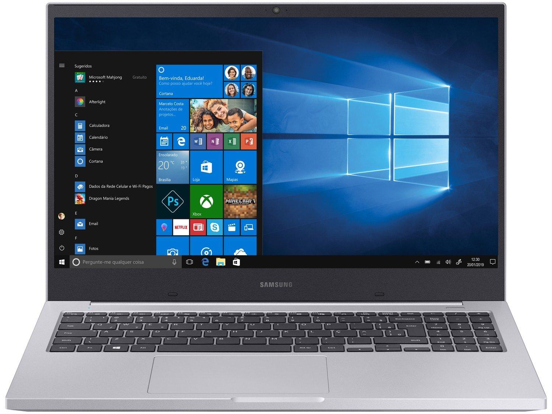 "Notebook Samsung Book X45 Intel Core i5 8GB - 256GB SSD 15,6"" Placa de Vídeo 2GB Windows 10 - Bivolt - 3"