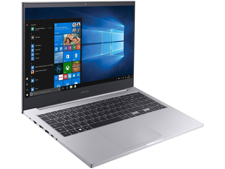 "Notebook Samsung Book X45 Intel Core i5 8GB - 256GB SSD 15,6"" Placa de Vídeo 2GB Windows 10 - Bivolt - 4"