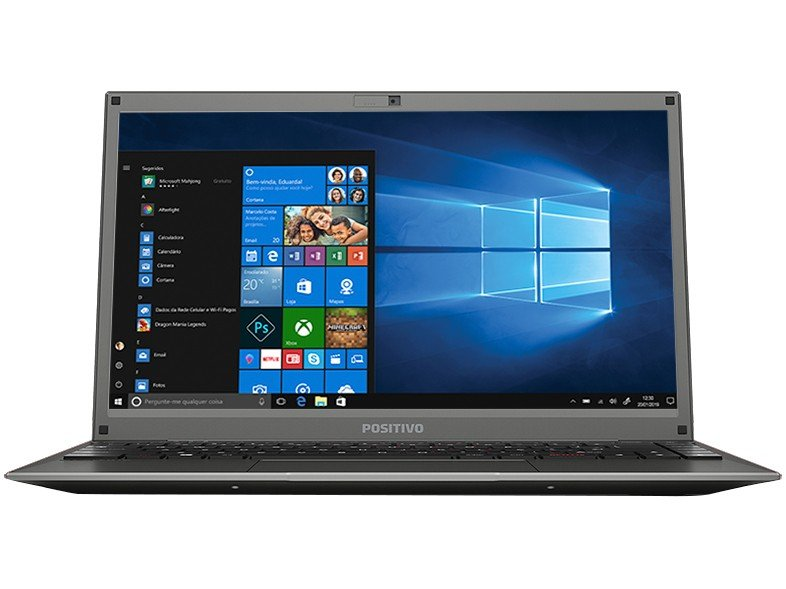 "Notebook Positivo Motion C4128D Intel Celeron - Dual Core 4GB 128GB SSD 14"" Windows 10 - Bivolt - 2"
